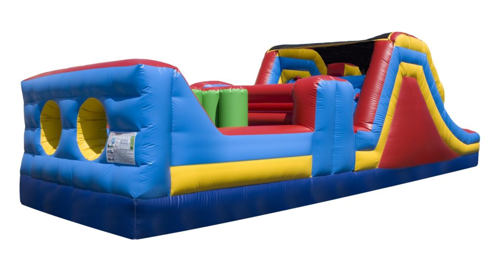 Inflatable Obstacle Course 32